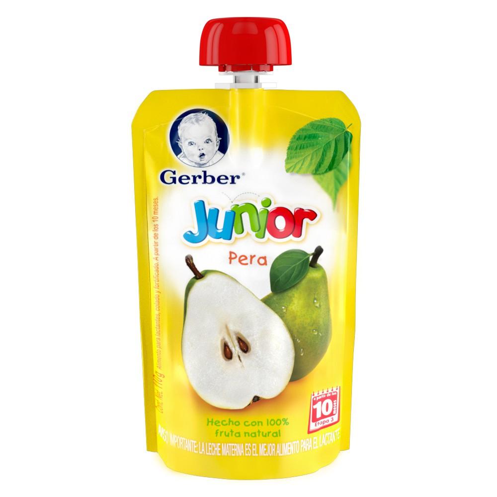 Papilla sabor pera junior etapa 3