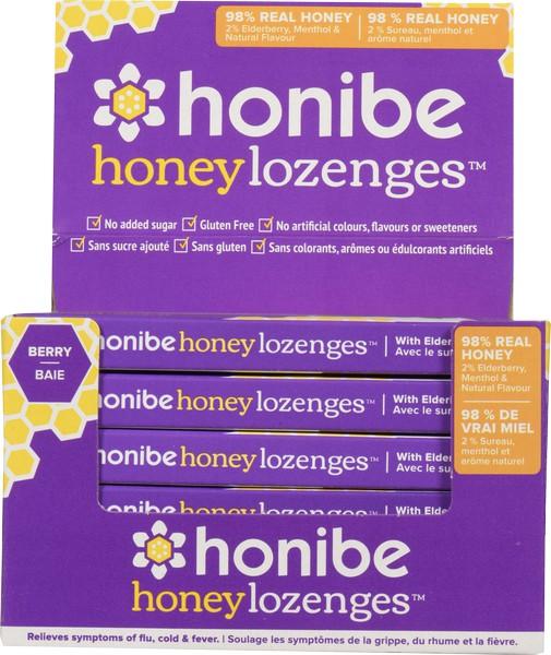 Elderberry Honey Lozenges