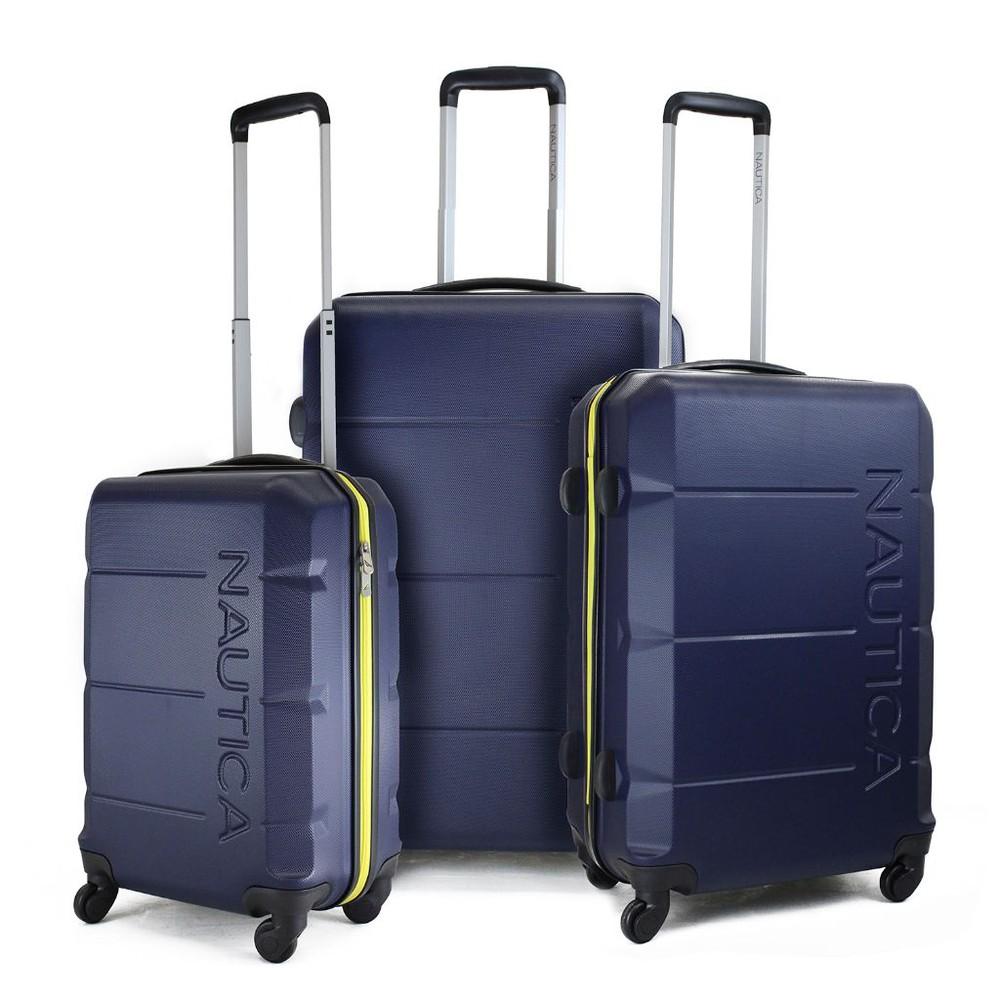 Set maletas marine navy yellow l+m+s Set Maletas de 10,8 Kg.