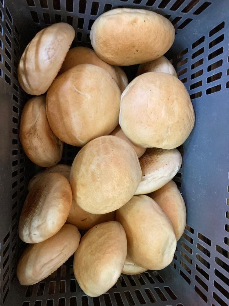 Pan frica grande A granel