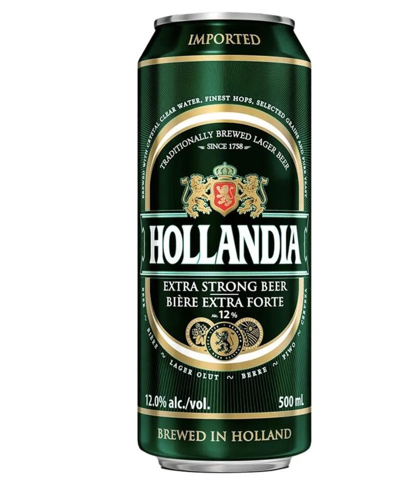 Cerveza extra strong 500 ml