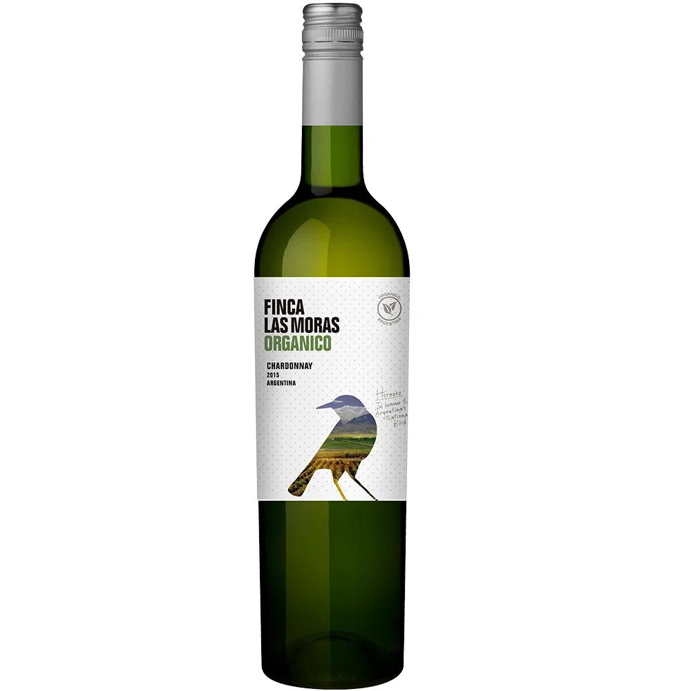 Vino chardonnay orgánico