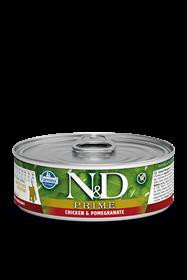 Farmina prime chicken pomegranate kitten feline wet food cans 12 - 2.8 Oz