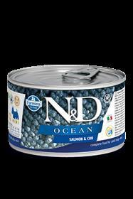 Farmina dog can ocean salmon codfish 6 - 4.9 Oz
