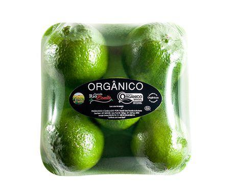 Limão orgânico