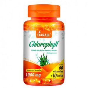 Chlorophyll 1000mg 70 cápsulas