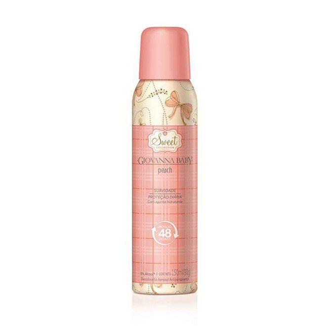 Desodorante peach sweat