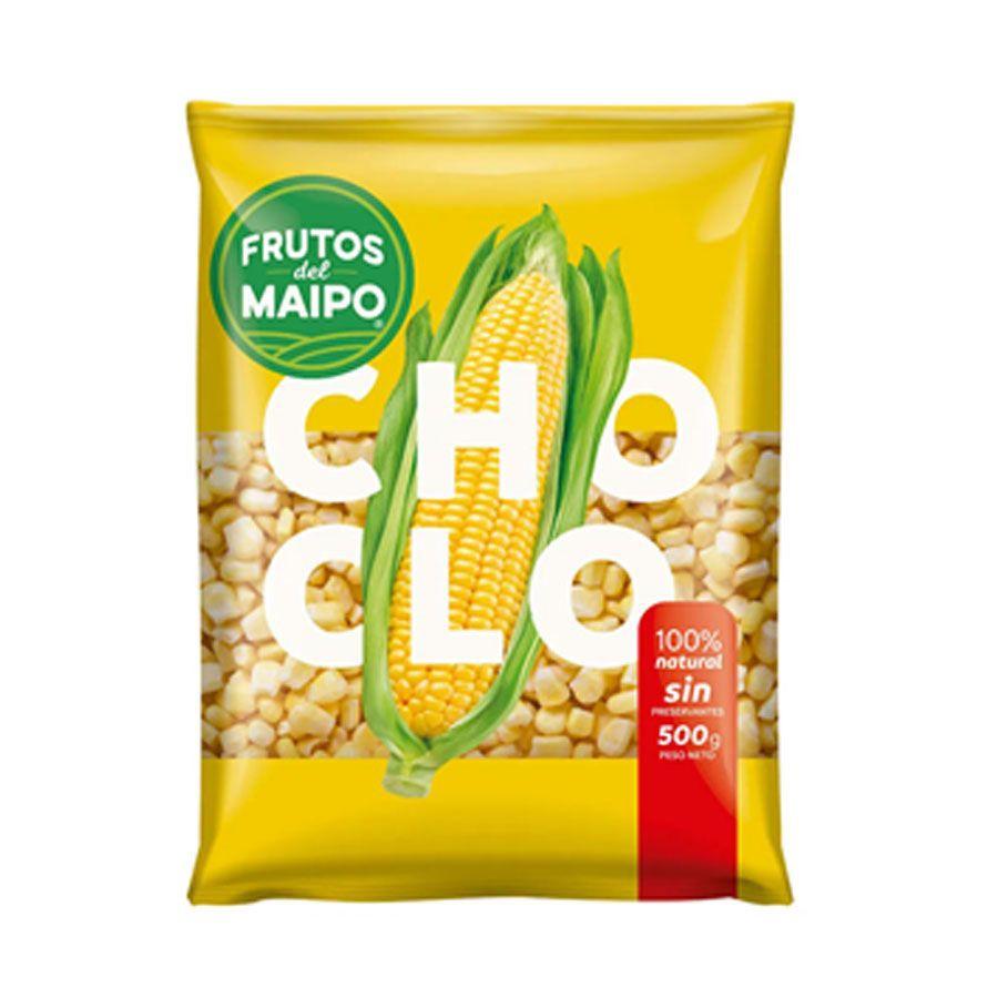 Maiz dulce choclo Bolsa de 1000gr