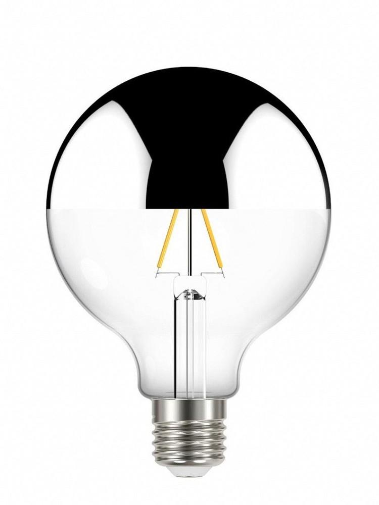 Lâmpada led filamento defletora globo g95 3w e27