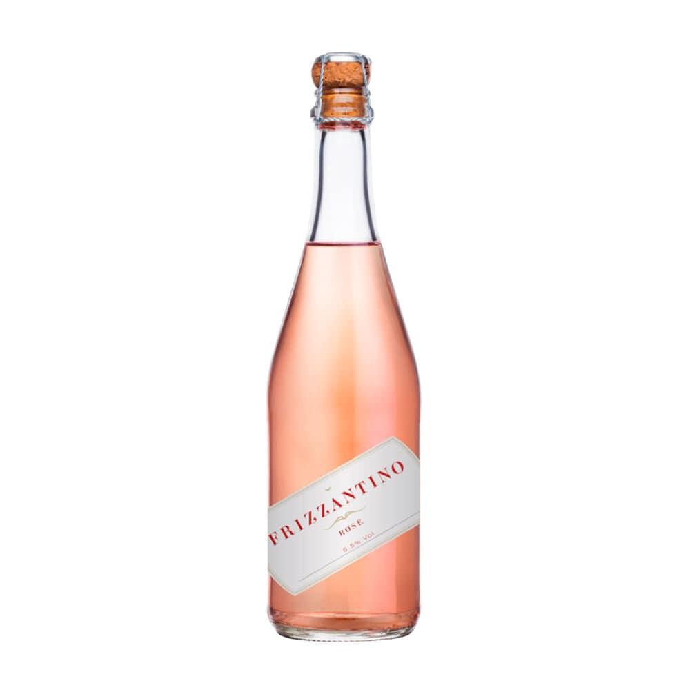 Vino espumante rosé