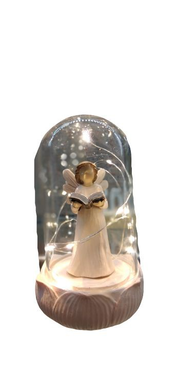 Luminária led anjo 1 unidade