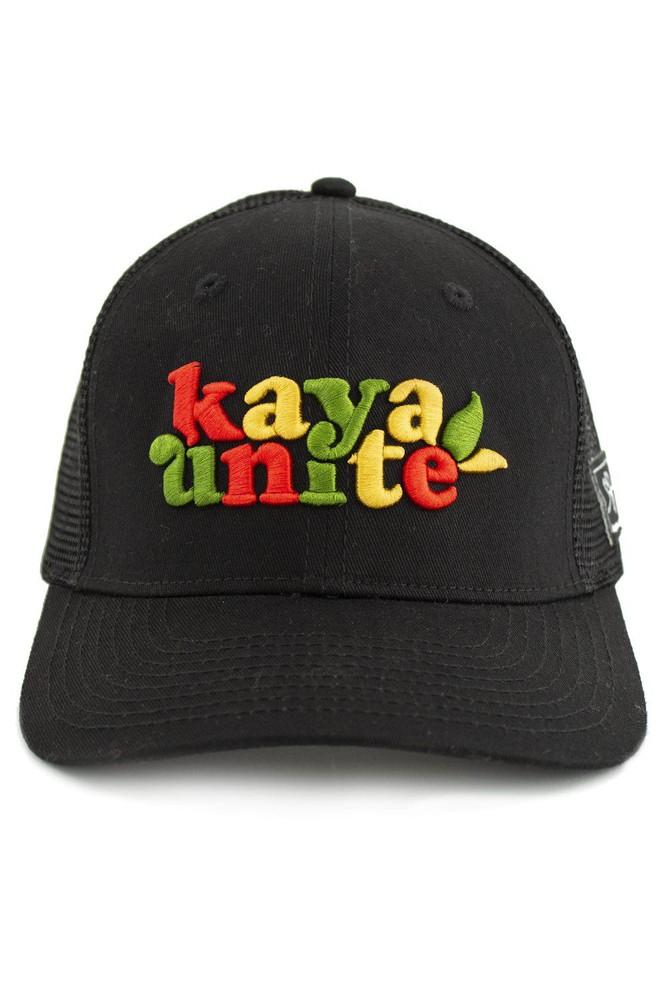 Caps rasta black Talla Única