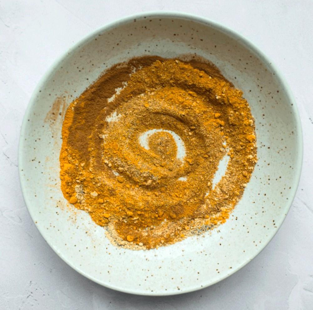 Especia golden milk Frasco 60 g