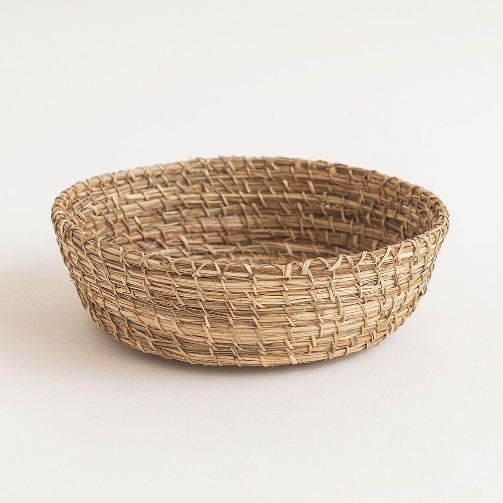 Panera de fibra vegetal de manila