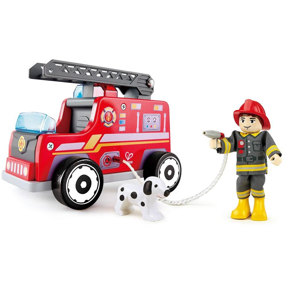 Hape - fire truck 1 pc