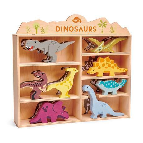 Tender leaf toys - dinosaur set 1 set