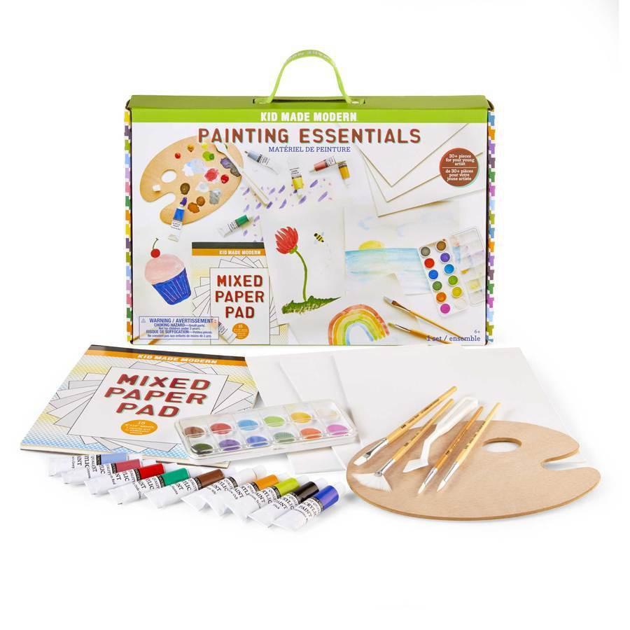Kid made modern - painting essentials 1 set