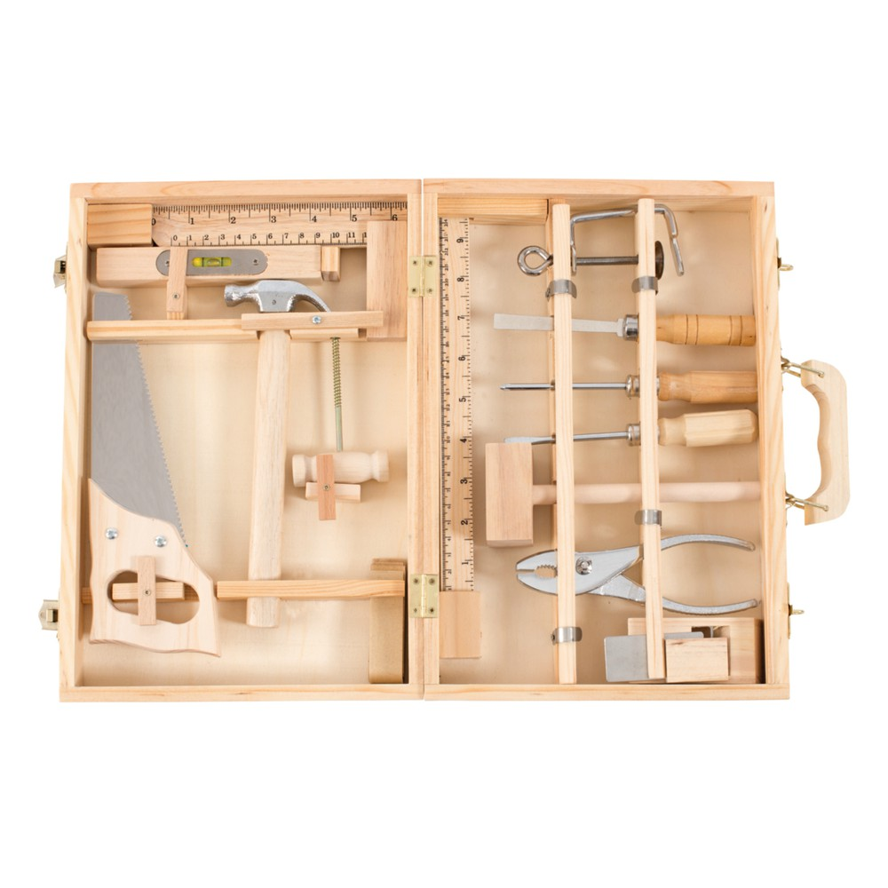 Moulin roty - large tool box set 1 set
