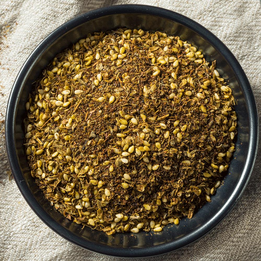 Zaatar condimento Frasco 35 g