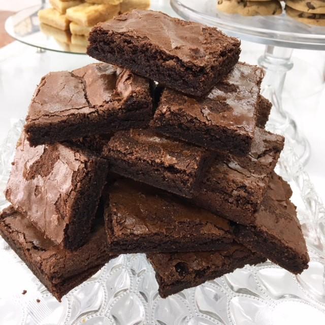 Classic brownies 1 dozen