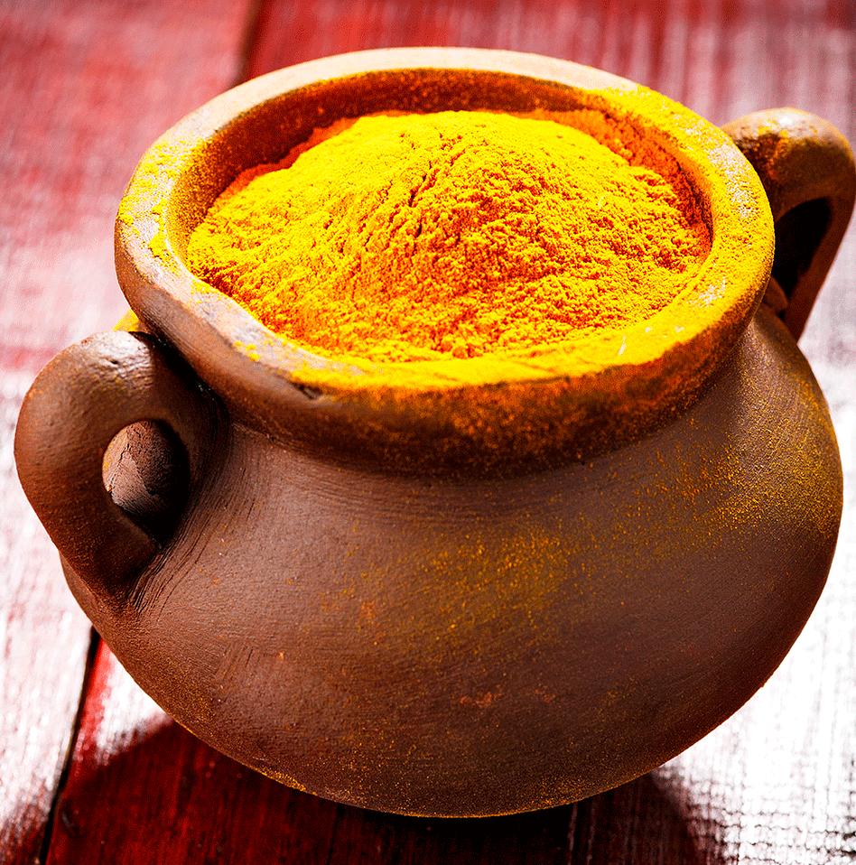 Curry madrás Frasco 35 g