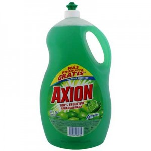 Lavatrastes líquido limón arrancagrasa