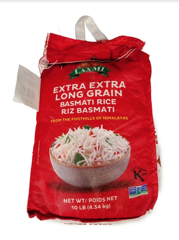 Extra Extra Long Grain Basmati Rice