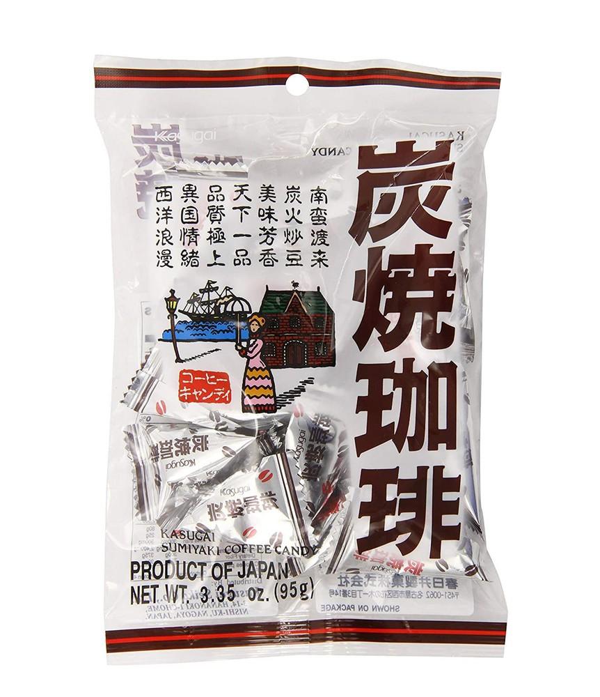 Sumiyaki coffee candy 95g