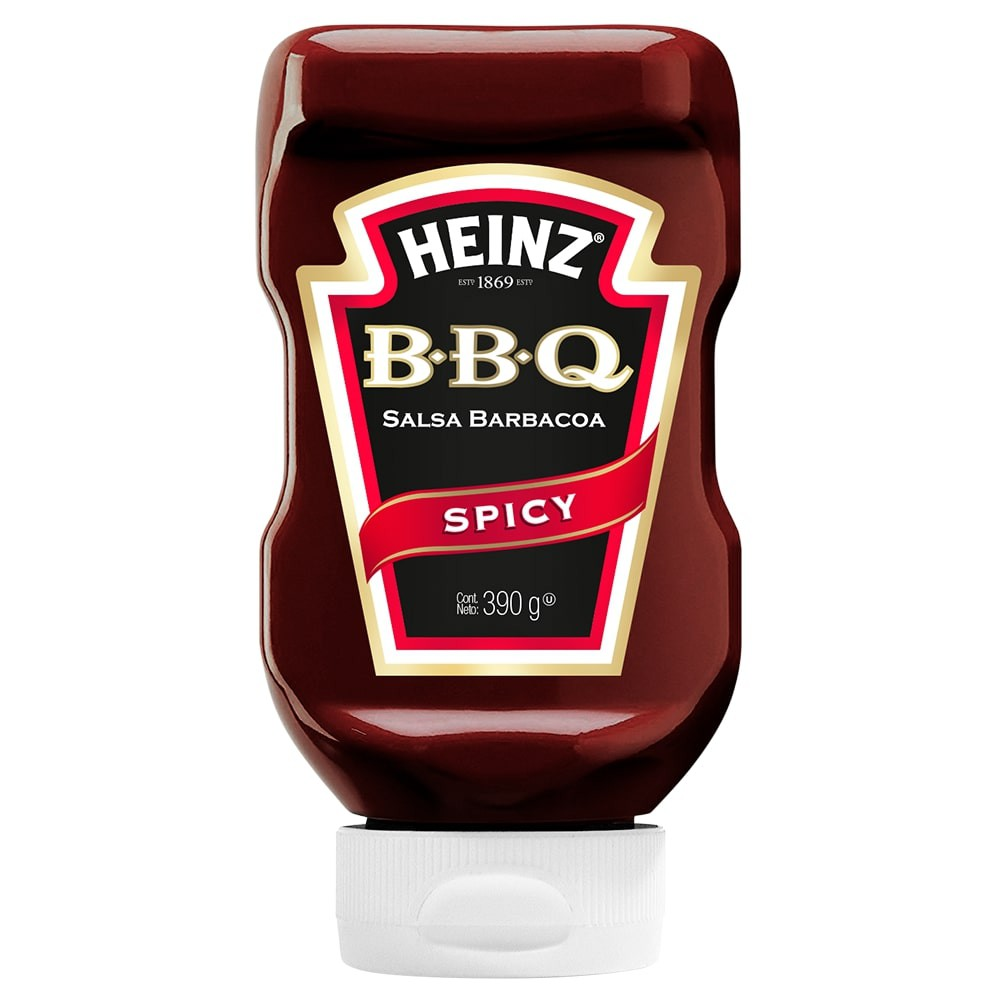 Salsa bbq spicy
