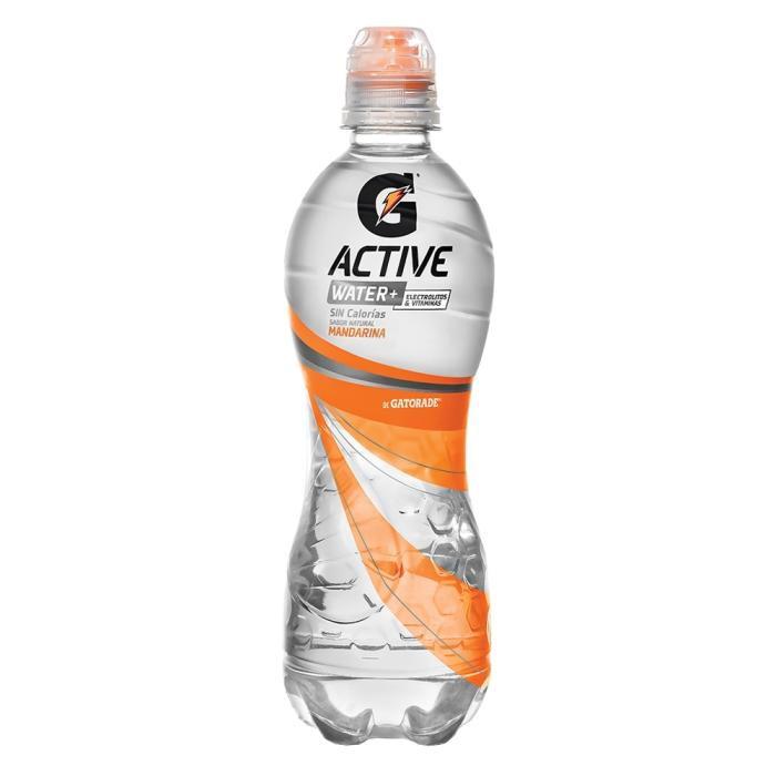 Bebida Active Water de mandarina