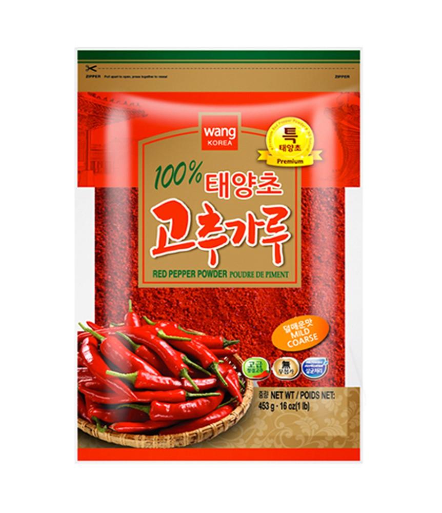 Red pepper powder (coarse)