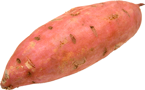 Organic sweet potato Price per kg
