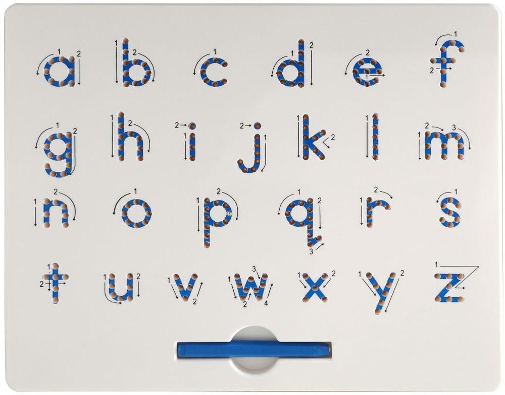 Imapad letras minúsculas 25,5 x 31cm