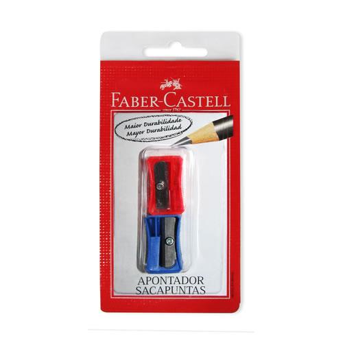Faber-Castell, Sacapuntas Simple 2 Unidades Display