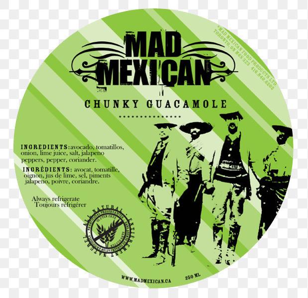 Guacamole 250 ml