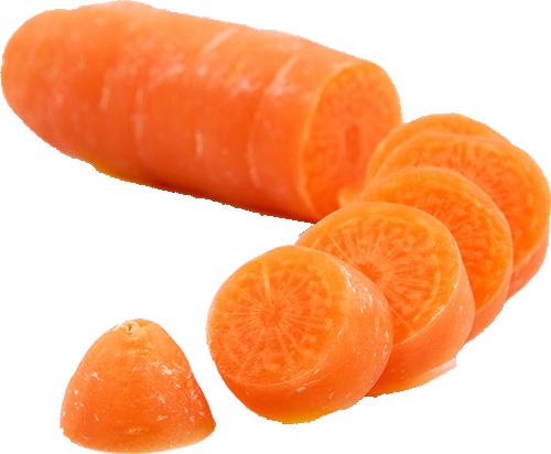 Organic carrots 2 lb
