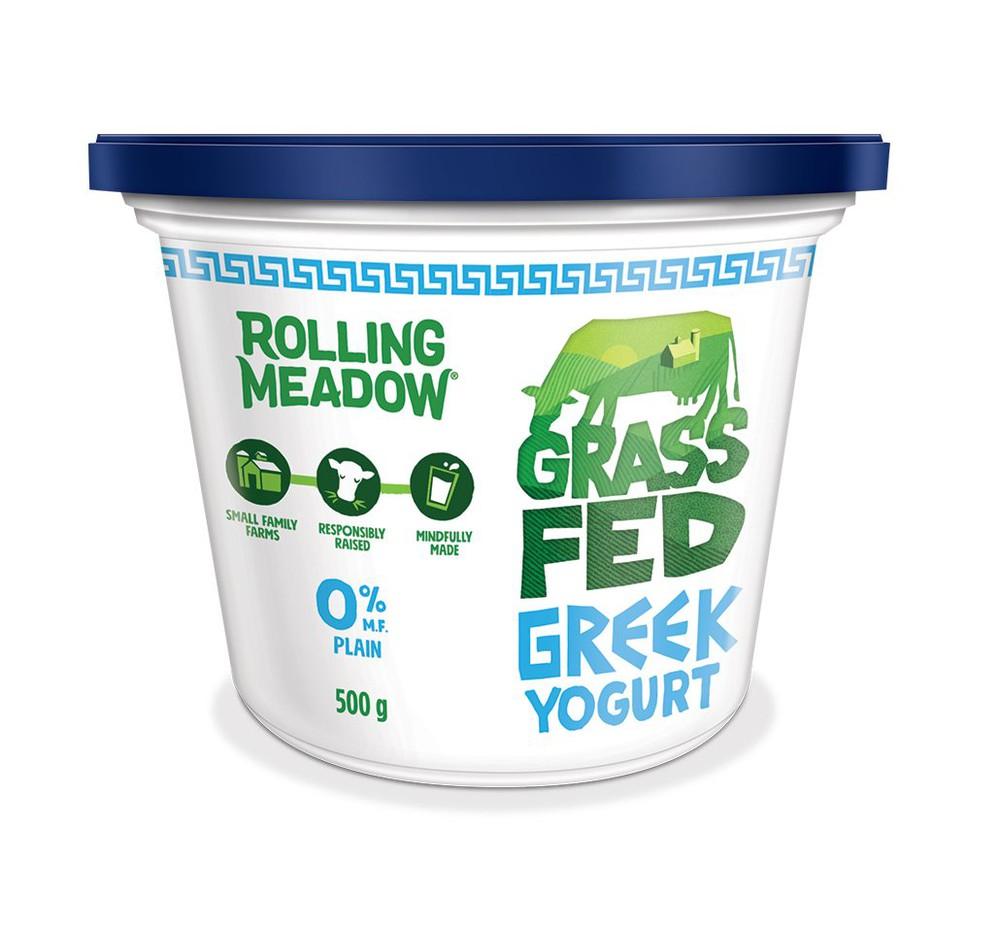 Greek yogurt 0% 500 g