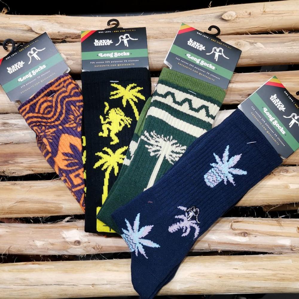 Pack Mixto - 4 pares calcetines Talla: Talla Unica Color: Estampados