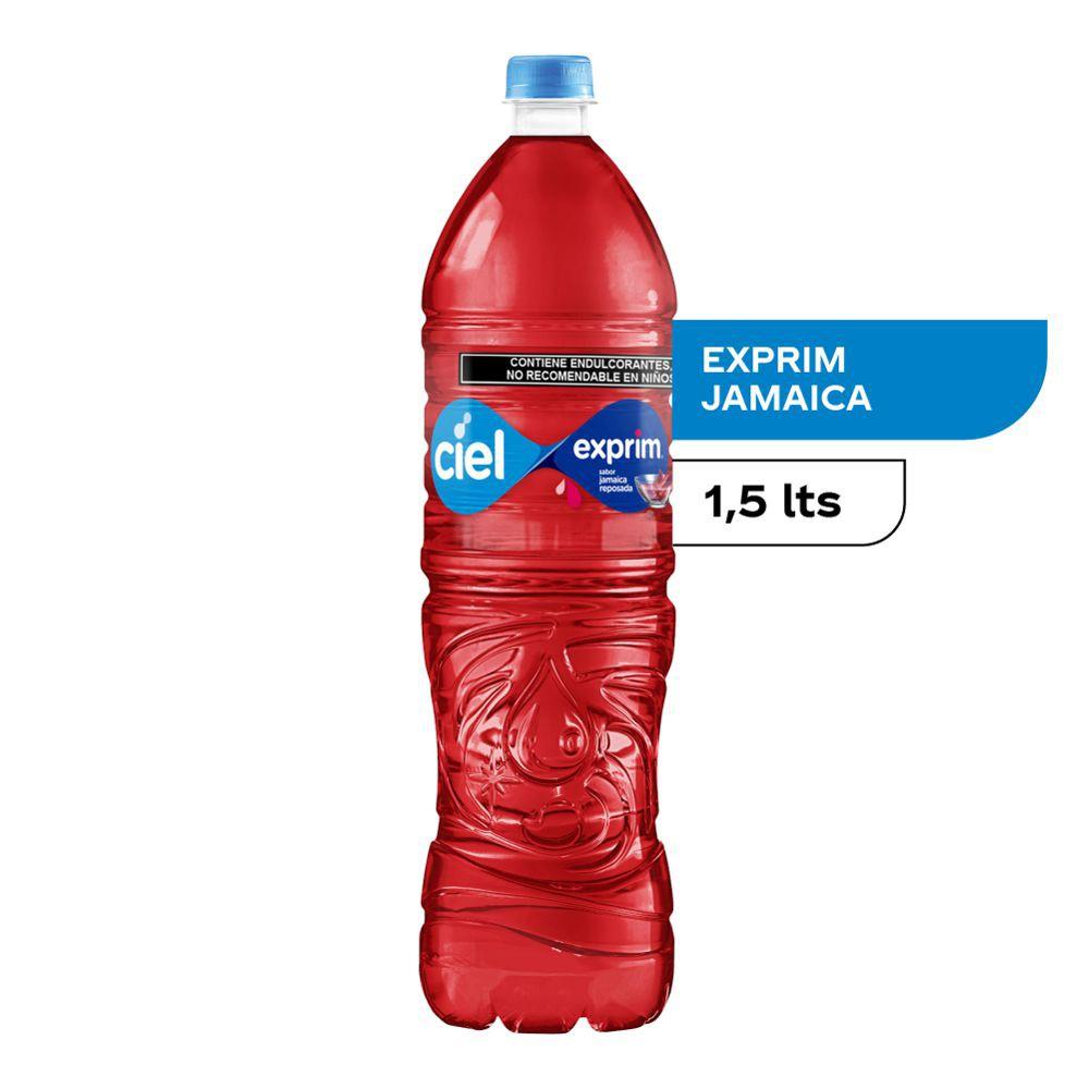 Agua Sab Ciel Exprim Jamaica 1.5 Lt