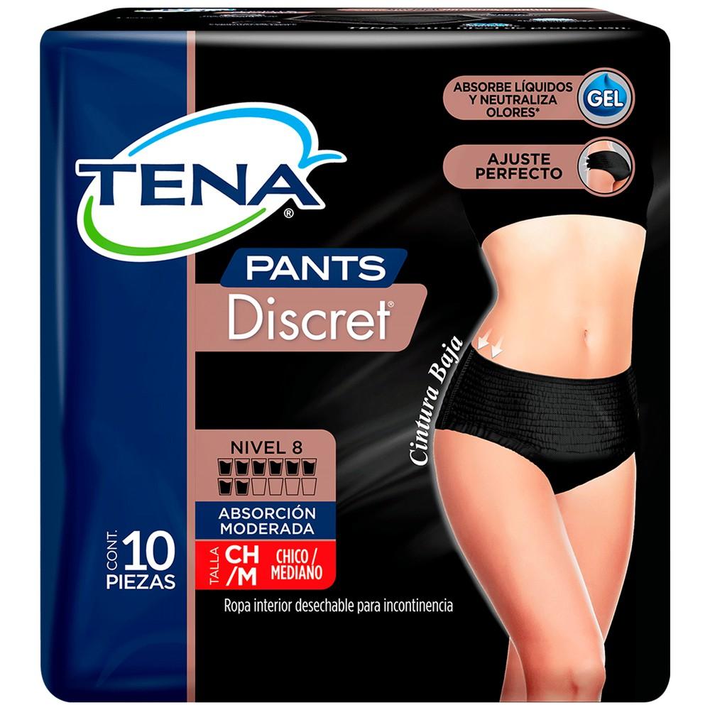 Pants Discret negro talla Chico / M