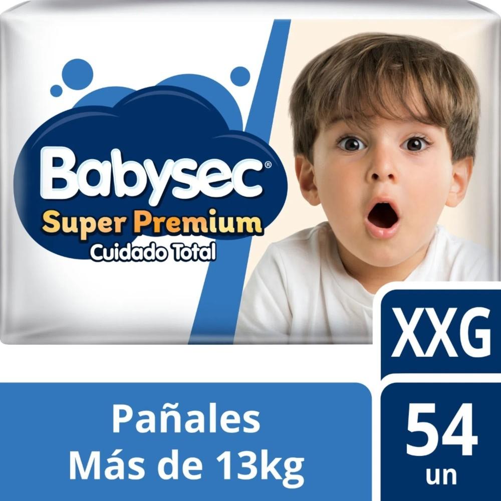 Pañal Super Premium XXG