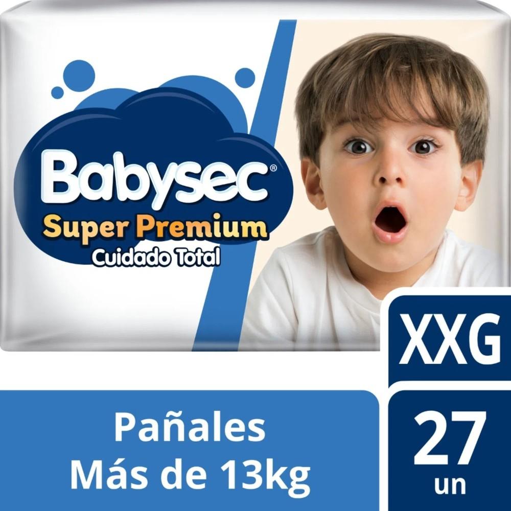 Pañales super premium XXG