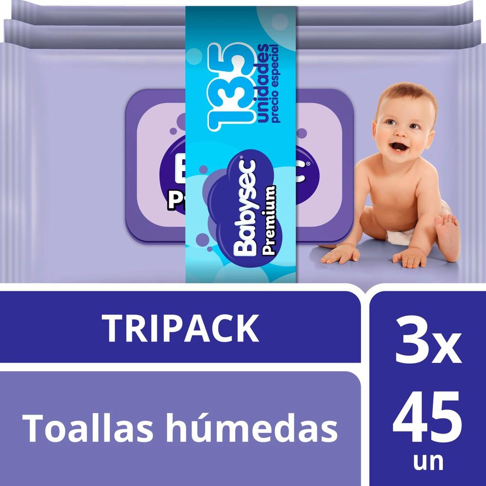 Pack toalla húmeda Premium