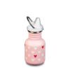 Botella clásica tapa sippy 355 ml - Millennial Hearts +6 meses