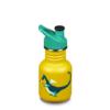 Botella clásica tapa sport 355 ml - Dragon Snack +4 años