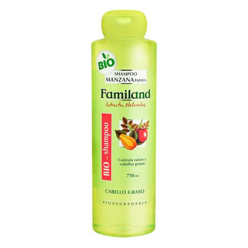 Bio-Shampoo manzana papaya