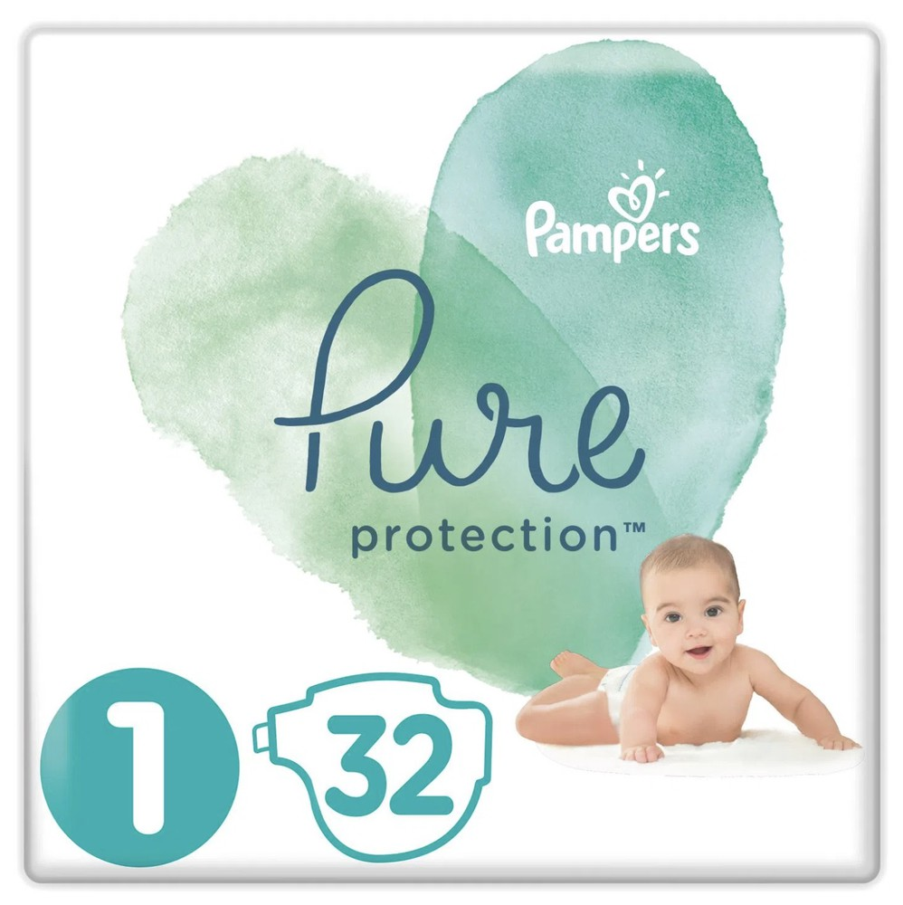 Pañal Pure Protection Rn