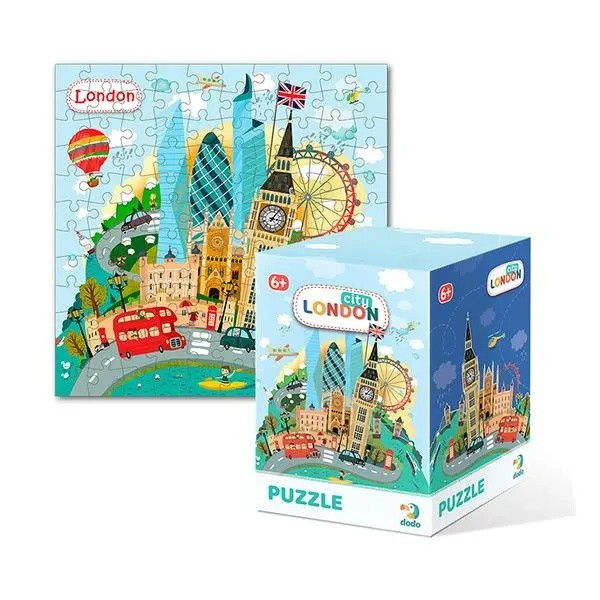 Puzzle ciudad de londres