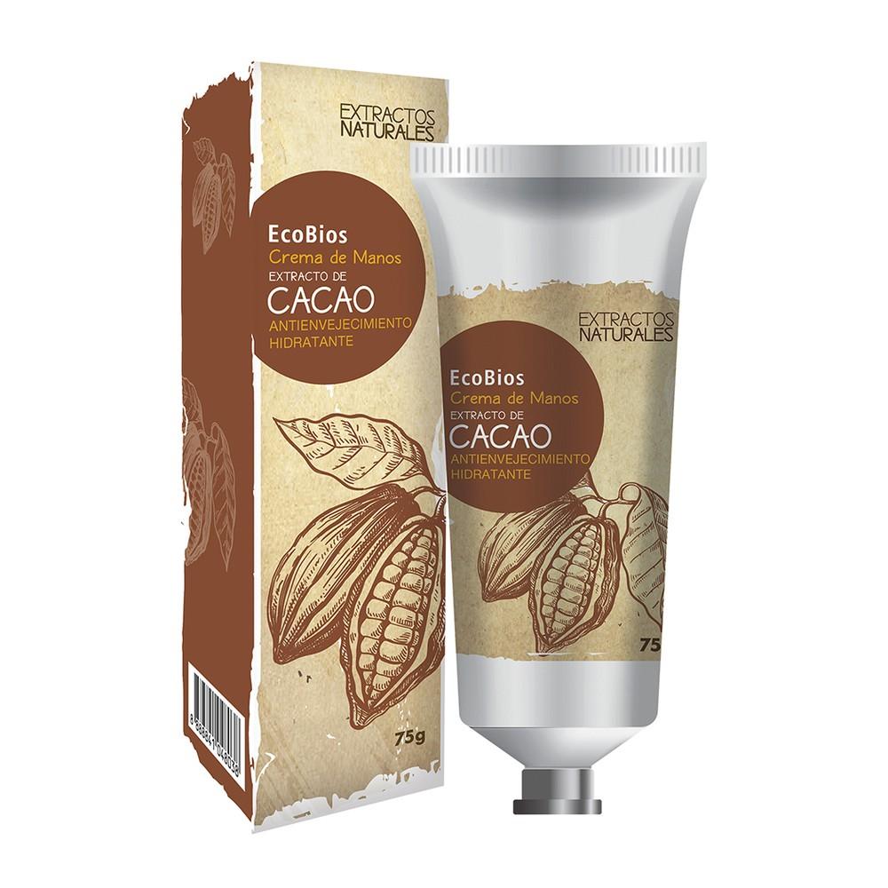 Crema de manos cacao