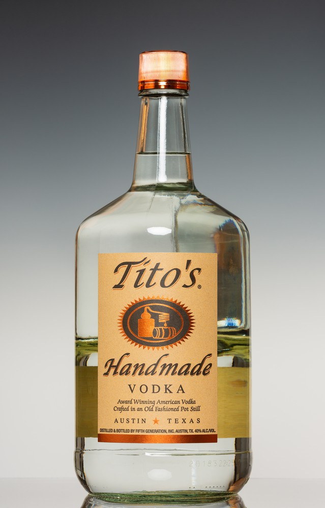 Vodka (40.0% abv) 1 LT